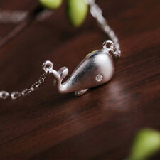 Sophisticated Chic Fashion Women Lady Whale Chain Necklace Clavicle Gift Sales