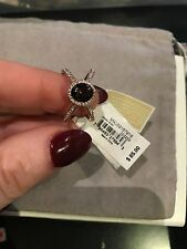 NWT MICHAEL KORS Dark Topaz Rose Goldtone Double Banded Ring MKJ59167918