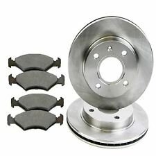 Front Brake Kit Discs & Pads - Ford Puma, Fiesta