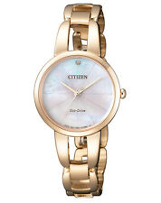 "Citizen ELEGANTE LIU ""em0433 -87 D"" merce nuova"