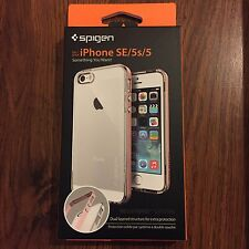 Spigen iPhone SE / 5s 5 [Neo Hybrid Crystal]Dual Layer Premium Bumper[Rose Gold]