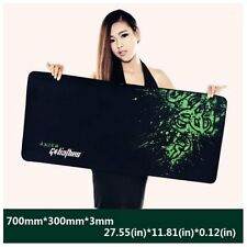 700*300*3MM Razer Rubber Goliathus Speed Game Mouse Pads Mat Large XL Size