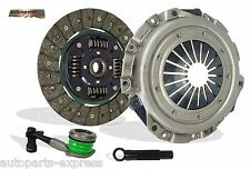 BAHNHOF HD CLUTCH KIT FOR 02-99 CHEVY CAVALIER OLDSMOBILE PONTIAC W/SLAVE 2.4L
