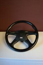 Genuine VOTEX steering wheel VW Golf mk1 mk2, Audi 80, 90, 100