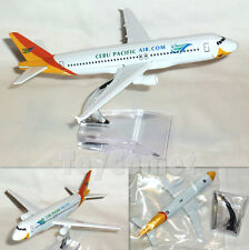 CEBU PACIFIC AIR Airbus A320 Airplane 16cm DieCast Plane Model