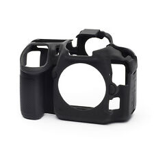 easyCover Pro Silicone Skin Camera Armor Case to fit Nikon D500 DSLR - Black