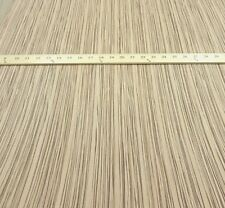"Zebrawood composite wood veneer 24"" x 96"" raw no backing 1/42'' thick (#2906)"