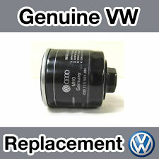 Genuine Volkswagen Polo MKVI (6R) 1.4 86PS (10-) Oil Filter