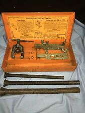IMPERIAL BRASS MFG CO KIT No. 121-F FLARING  TOOL FOR THIN WALL TUBING pipe