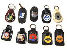 Key fob Collection: Jaguar Porsche Aston Martin Maserati Triumph Morgan VW