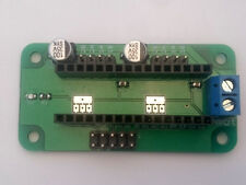 Stepper Expander X2. Add extra stepper outputs to your project