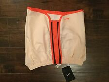 New Nike Women's Tempo Track Pacer Running Shorts 144172-113 sz S small