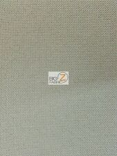 SOLID OUTDOOR WATERPROOF PVC BACKING FABRIC - Gray - BY YARD CUSHIONS AWNINGS