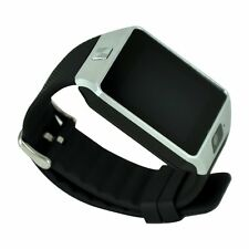 Smart HD Watch DZ09 Sync Smartphone Call SMS Anti-lost Bluetooth Bracelet black