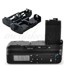 New MeiKe MK-450D LCD Screen Vertical Battery Grip for Canon EOS 450D 500D 1000D