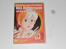 Wunderbare Reise des kleinen Nils Holgersson mit den Wildgänsen (Teil 4) DVD