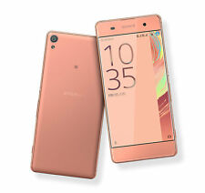 BRAND NEW SONY XPERIA XA ROSE GOLD SIM FREE UNLOCKED