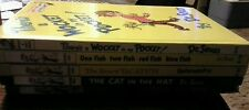 Dr. Suess hardcover book lot