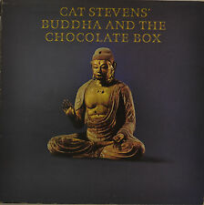 "CAT STEVENS - BUDDHA AND THE CHOCOLATE BOX    12""  LP (S882)"