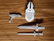"""Power Rangers Turbo Double Turbo Shifter """"Blue Ranger"""" Complete Accessories set"""