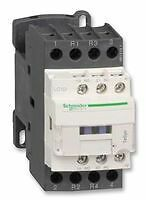 SCHNEIDER ELECTRIC  LC1D098M7  CONTACTOR, 20A, 4 POLE, 220V