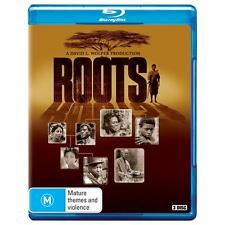 Roots The Complete Blu-ray Collection (1977) 2016 3-Disc Set RB New Sealed