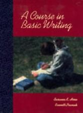 A Course in Basic Writing by Ken Pramuk and Susanna K. Horn (1996, Paperback)
