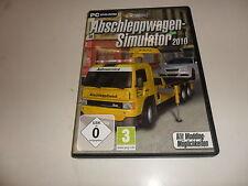 PC  Abschleppwagen-Simulator 2010