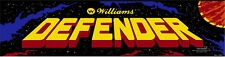 #737 Defender Arcade Marquees Laptop Window Car Motorcycle Decal Old School