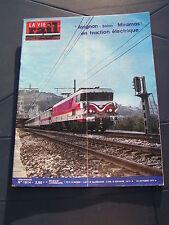 vie du rail 1977 1614 SALON DE PROVENCE BOURG SAINT ANDéOL LA CHAISE DIEU VOULTE