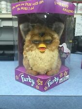 Original 1998 Electronic Furby 1st Edition Model 70-800 New in Box