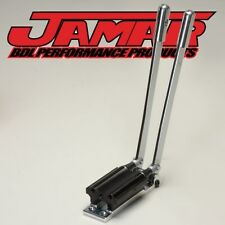 Jamar Performance Dual Upright Handle Billet Aluminum Steering Brake- Dune Buggy