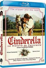 THE SLIPPER & THE ROSE : STORY OF CINDERELLA (1976)  Blu Ray -Sealed Region Free