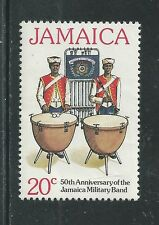 JAMAICA # 433 MNH MILITARY BAND