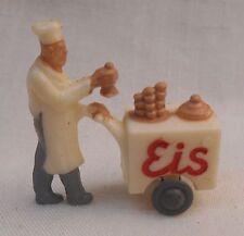 Siku V314 Plastic Ice Cream Vendor