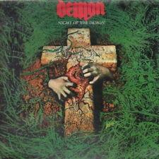 "12"" Demon Night Of The Demon (Into The Nightmare, Liar, Big Love) 80`s Carrere"