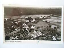 Ansichtskarte Kälberbronn Gasthof zum Schwanen 1953 Luftbild
