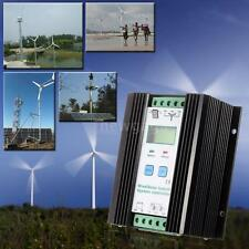 12V/24V Wind Solar Hybrid Charge Controller LCD 600W Wind and 400W Solar US I2C9