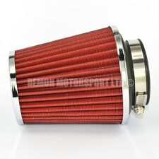 Performance Cone Air Filter Red Ideal For FORD Fiesta Focus Mondeo ST RS (76074