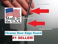 CADILLAC Trim molding (4 Door Kit) USA made!!! CHROME DOOR EDGE GUARDS