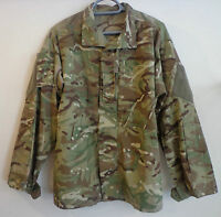 British Army Multi Terrain Pattern MTP MK2 Warm Weather Combat Shirt Jacket