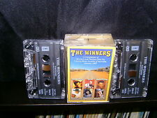 VARIOUS – THE WINNERS - COUNTRY MUSIC AWARDS 1993 - RARE AUSTRALIAN DOUBLE CASSE