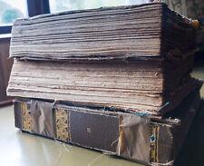 3 Schaubek Albums 1840-1922 worldwide collection