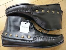 New Marc Jacobs studded boots shoes $695 Made in Italy Fur Size 43 or 10 Saks