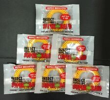 6 Pack Repels Mosquitos Evergreen Research Insect Repelling Super Band Wrist