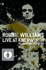 Robbie Williams-Live at Knebworth 10th Anniversary (LTD. Deluxe) 5 BLU-RAY NUOVO