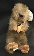 Alaska Dipper Doodles Realistic Otter Sea Ocean Animal Plush Animal w/ Tag