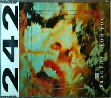 FRONT 242 Tragedy For You RRECD10 1990 EU Austria 3tr CD Maxi Single