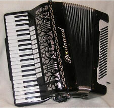 New Professional Boorinwood Italian Accordion by Mengasini in Scottish Musette