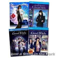 The Good Witch Movie & TV Series Collection + Complete Season 1 & 2 Box/DVD Sets